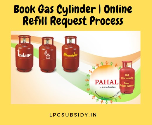 Book LPG Online |Cylinder Refill Request for Indane, HP, Bharat Gas, All Methods
